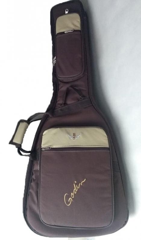 Bag de Violão Flat Valor Carapicuíba - Bag Violão Flat