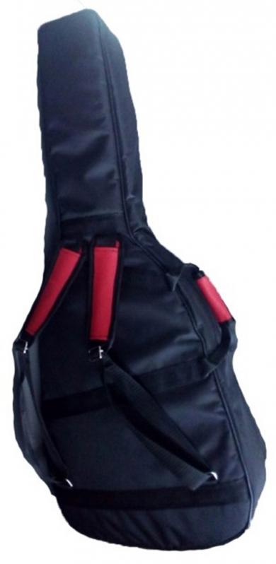 Bag de Violão Infantil Folk Valor Murundu - Bag Violão Flat