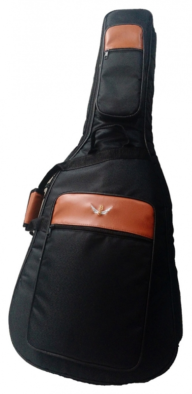 Bag para Violão Folk Valor Embu das Artes - Bag para Violão Flat