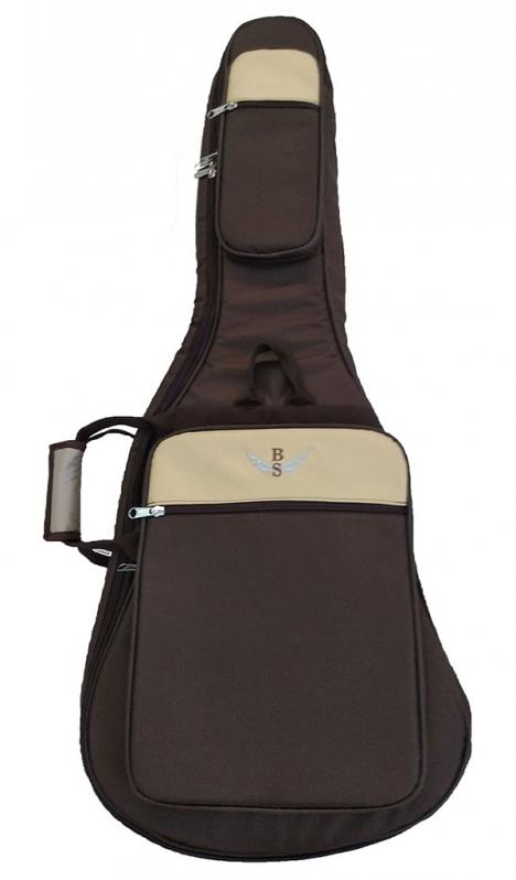 Bag para Violão Infantil Valor Embu das Artes - Bag para Violão Flat