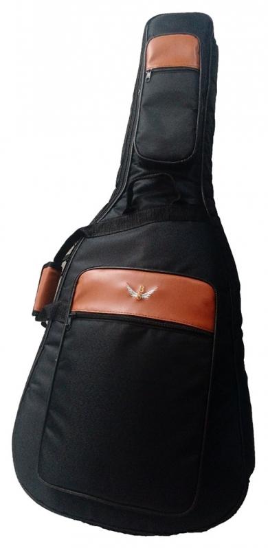 Bag Violão Clássico Tanquinho - Bag para Violão Flat