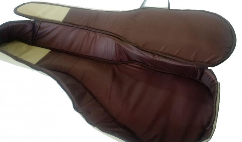 Bag Violão Flat Valor Jaboticabal - Bag para Violão Flat