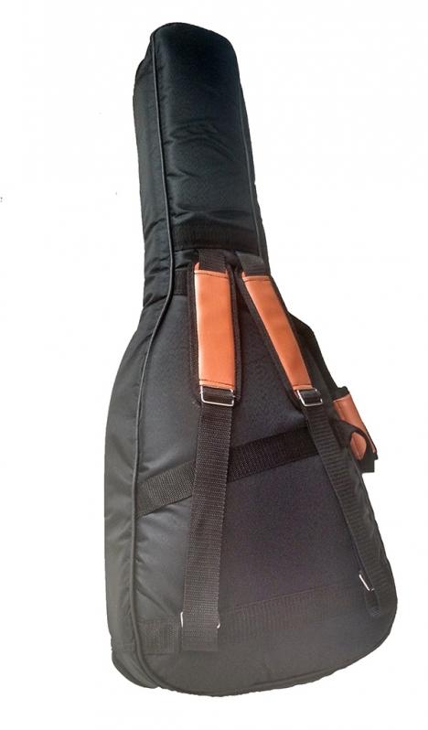 Bag Violão Flat Ourinhos - Bag para Violão Flat
