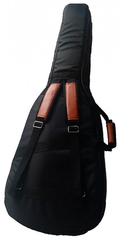 Bag Violão Folk Valor Campinas - Bag para Violão Flat