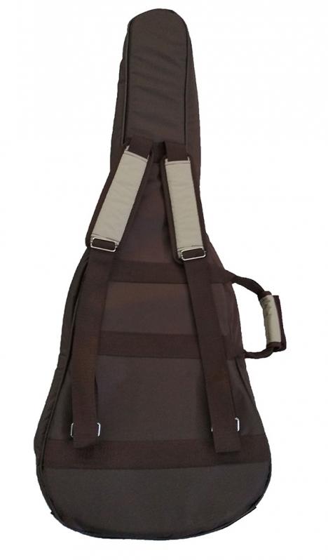 Bag Violão Infantil Monte Mor - Bag Violão Flat