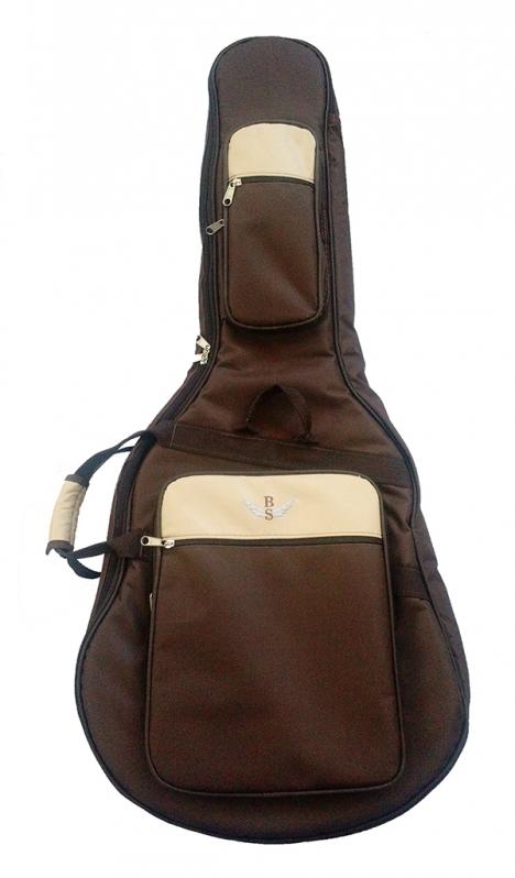 Bag Violão Jumbo Valor Itapevi - Bag para Violão Flat