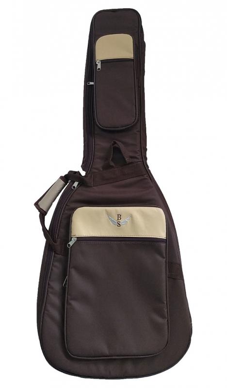 Bags de Violão Flat Francisco Morato - Bag para Violão Flat