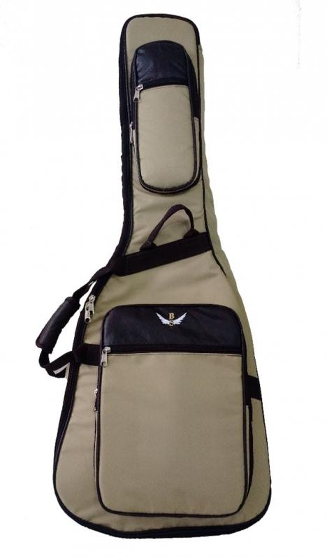 Bags Violão Clássico Arujá - Bag Violão Flat