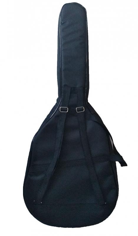 Capa de Violão Clássico Almofadada Embu Guaçú - Capa de Violão Acolchoada