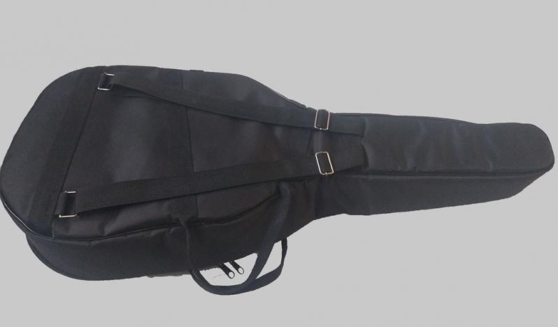 Capa de Violão Infantil com Alça Onde Compro Biritiba Mirim - Capa para Violão Folk