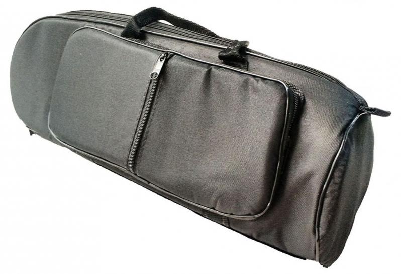 Capa para Instrumentos Musicais de Sopro Ibiúna - Capas de Instrumentos Musicais Banjo