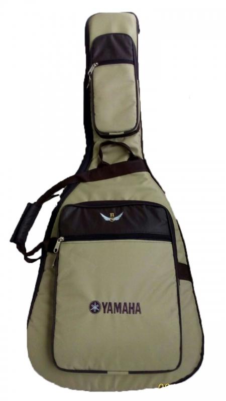 Capa Personalizada de Violão Folk Valores Ilha Comprida - Capa Personalizada Violão