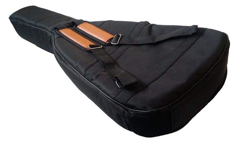 Capa Personalizada para Violão Folk Valores Pindamonhangaba - Capa Personalizada Violão