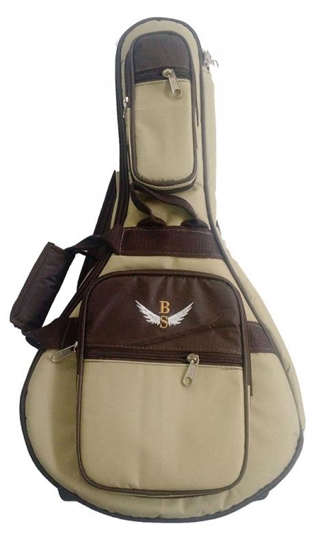 Capas de Instrumentos Musicais Banjo Cardeal - Capas de Instrumentos Musicais Violão