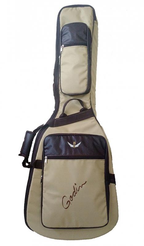 Comprar Bag de Violão Flat Piracicaba - Bag Violão Flat