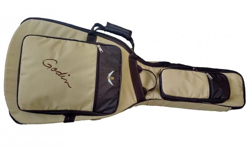 Comprar Bag para Violão Flat Caieiras - Bag Violão Flat