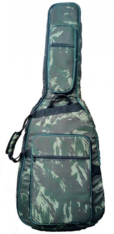 Comprar Bag para Violão Folk Francisco Morato - Bag Violão Flat