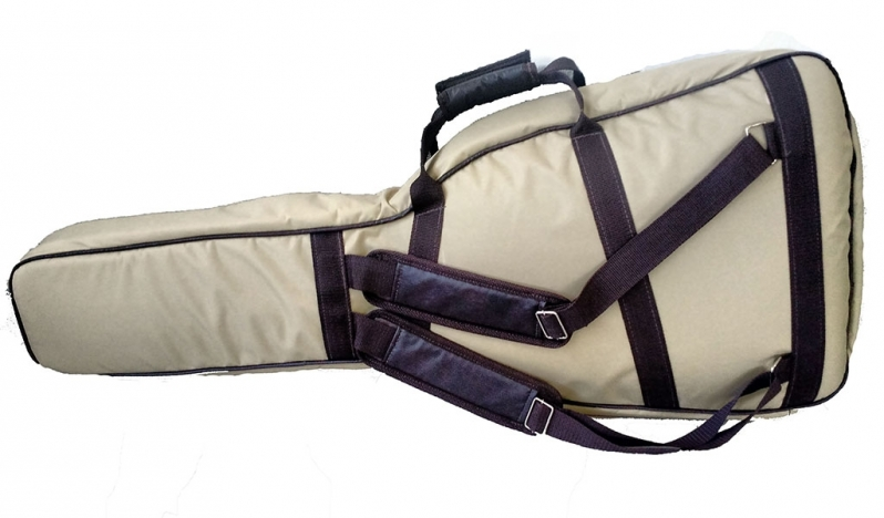 Comprar Bag Violão Flat Cajamar - Bag Violão Flat