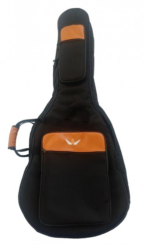 Comprar Bag Violão Jumbo Valinhos - Bag para Violão Flat