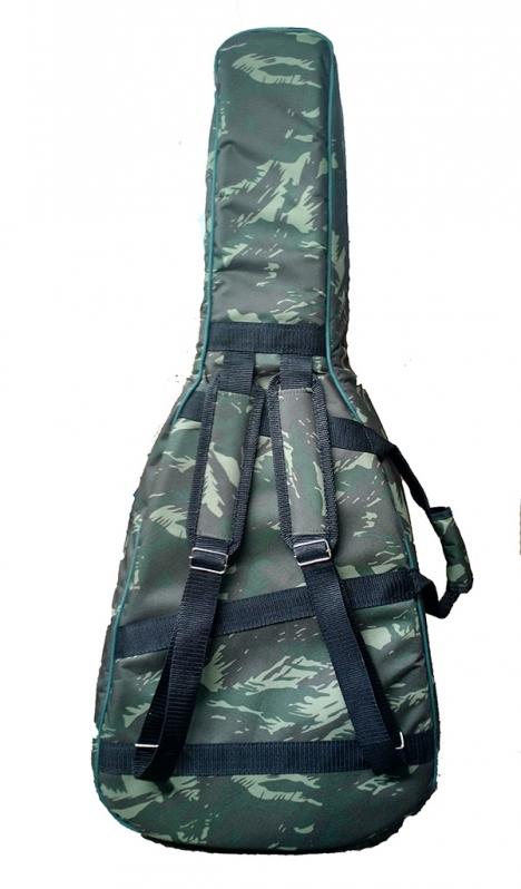 Empresa de Capa Personalizada para Violão Folk Guararema - Capa Personalizada Violão