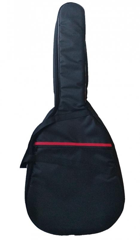 Loja de Capa de Violão Clássico Almofadada Alphaville - Capa para Violão Folk