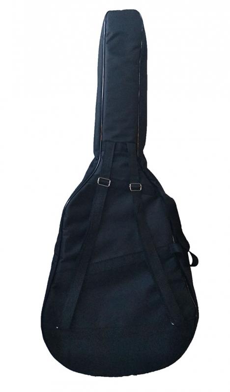 Onde Vende Capa de Violão Clássico Almofadada Embu das Artes - Capa de Violão Clássico Almofadada