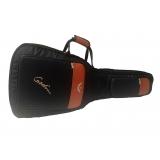 bag para violão flat Rio Claro