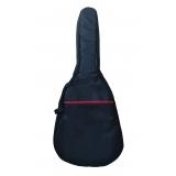 capa de violão clássico almofadada onde compro Tanquinho
