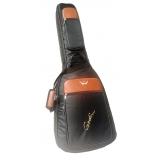 capa para violão flat Jaguariúna