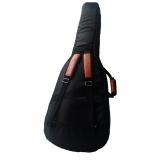 capas de instrumentos musicais violão preço Bacaetava