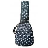 capas de violão acolchoadas personalizadas Bacaetava