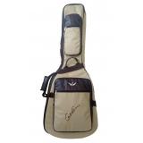 comprar bag de violão flat Arcadas