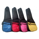 empresa de capa violão acolchoada personalizada Ourinhos