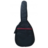 loja de capa para violão folk acolchoada Arcadas