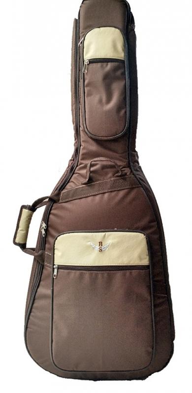 Venda de Bag para Violão Folk Itanhaém - Bag para Violão Flat