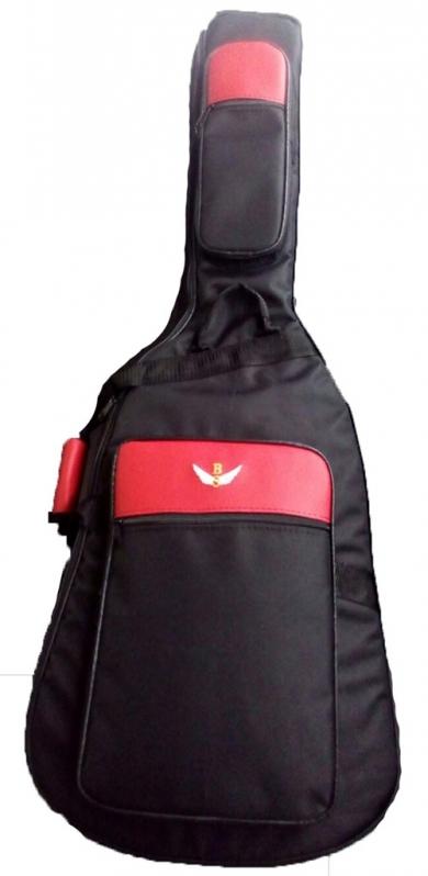 Venda de Bag Violão Clássico Biritiba Mirim - Bag para Violão Flat